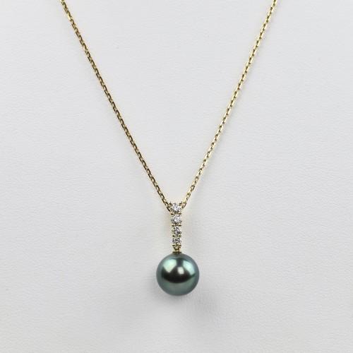"""Diamond pendant """"Splurge""""..."""